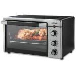 Oster Countertop Oven with Brushed Stainless Steel Front For Just $34.99 Shipped!