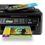 Epson WorkForce WF-2540 Color Inkjet All-in-One Printer For $59.99 Shipped From Staples!