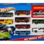 Hot Wheels 9-Car Gift Pack For Just $5.98!