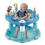 Evenflo ExerSaucer (Beach Baby) For $35.88 Shipped!