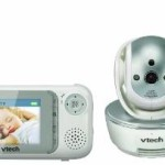 VTech Safe and Sound Pan and Tilt Full Color Video Baby Monitor – $119.99 Shipped!