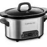 Calphalon Digital Slow Cooker, 4-Quart – $49.99 w/Free Shipping!