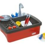 Little Tikes Splish Splash Sink & Stove For $14!