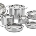 Cuisinart MultiClad Pro Stainless Steel 12-Piece Cookware Set – $199.99 w/Free Shipping!