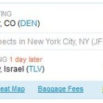 United/Delta: Roundtrip Fares From Washington D.C., Cleveland, Detroit, Houston or Denver to Tel Aviv for $712