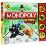 Monopoly Junior Board Game Only $10.10!
