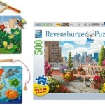 Today only, save up to 50% on select Puzzles at Amazon!