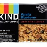 3 Boxes (15 Count) of KIND Healthy Grains Granola Bars, Vanilla Blueberry For $5.64-$6.45 shipped