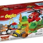 LEGO DUPLO Planes Fire and Rescue Team Building Toy For $20.99!
