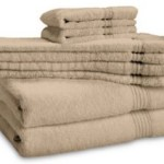 6-Piece 100 Percent Egyptian Cotton Towel Set For Just $35 Or Two Sets For $60!