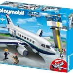 PLAYMOBIL Cargo and Passenger Aircraft For $79.99 Shipped!