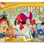 Jake and The Never Land Pirates Who Shook Hook Adventure Board Game For $5.99!