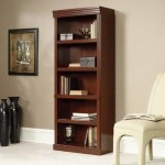 Sauder Heritage Hill Open Bookcase in Classic Cherry For $86.96 Shipped!