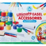 ALEX Toys – Artist Studio, Ultimate Easel Accessories Painting Kit Only $11.90!