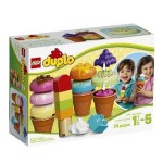 LEGO DUPLO Creative Play Creative Ice Cream Set For $10.19!