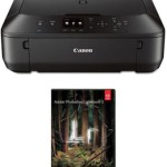 Canon PIXMA MG5620 Wireless All-in-One Printer + Adobe Light Room 5 For $67.99 Shipped!
