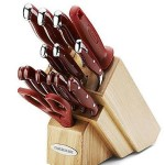 KitchenAid and Farberware 15-17 Piece Knife/Cutlery Sets For $39.97 w/Free Shipping!