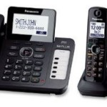 Panasonic DECT 6.0 Corded/Cordless Phone w/Digital Answering System & 2 Handsets For $69.99 Shipped!
