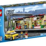 LEGO City Trains Train Station Building Toy – $54.99 & Free Shipping