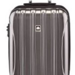 Delsey Luggage Helium Aero Carry-On Spinner For Only $54.39 Shipped!!