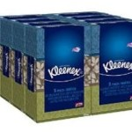 24-Boxes of 210 Count Kleenex Facial Tissues For Just $19.24-$21.51 Shipped!!