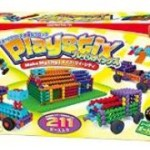Popular Playthings Playstix Deluxe Set (211 pieces) For $29.99!