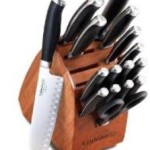 Price Drop: Calphalon Contemporary Cutlery 17-Piece Cutlery Set w/Wood Knife Block Only $110.99!