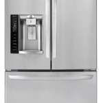 $600 Price Drop: LG French Door Refrigerator, 27.6 Cubic Feet, Stainless Steel – $1994 w/Free Delivery!