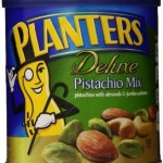 14.5 Ounce Deluxe Planters Pistachio Mix For $6.35-$7.33 Shipped!