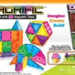 100-Piece Magrific Magnetic Set For $59.99 Shipped! (Like Magna Tiles)