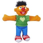 Playskool Sesame Street Ernie Hugs Forever Friends Figure Only $2.22! (Add-On Item)