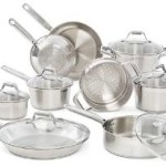 T-fal 15 Piece Elegance Stainless Steel Cookware Set For Just $133.99 Shipped!