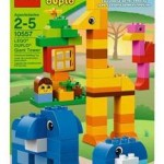 LEGO DUPLO Giant Tower 200 Pieces with Storage Box For Just $38!