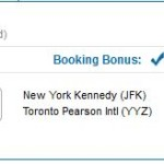New York JFK – Toronto Canada For Just $60-$65 One Way!