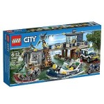LEGO City Police Swamp Police Station & LEGO City Demolition Site For $71.99!