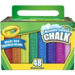 Crayola 48 Count Sidewalk Chalk For Just $3.99!