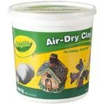 Crayola Air Dry Clay 5 Lb Bucket For $6.99