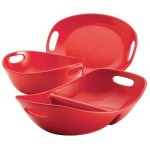 Rachael Ray Stoneware 3-Piece Serveware Set For Just $29.99!