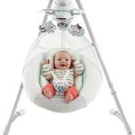Fisher-Price Moonlight Meadow Deluxe Cradle 'n Swing Just $95.99 w/Free Shipping!