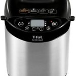 T-fal 700-watt ActiBread 15 Programs Bread Machine wNonstick Coating Automatic Bread Maker & LCD Display For $88.99!