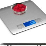 Zenith Digital Kitchen Scale by Ozeri, in Refined Stainless Steel For $14.97!