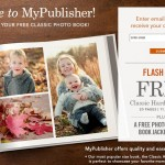 FREE Photo Book From My Publisher ($35.99 Value)