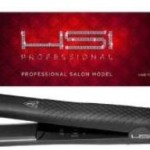 HSI Professional Flat Iron Hair Straightener + Free Glove, Pouch and Argan Hair Treatment – $34.99 + Free Shipping!