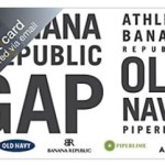 15% Off Gap/Banana Republic/Old Navy Gift Cards at Staples!