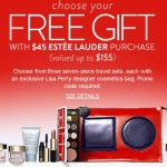 Nordstrom: Purchase $45 Of Estée Lauder Products and Get Free Bonus Gift Valued at $155!