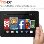 Today Only: Fire HD 7 Tablet For Just $79 Shipped!