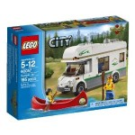 LEGO City Great Vehicles Camper Van For Just $13.99!