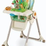Fisher-Price Rainforest Healthy Care High Chair Only $79.98 Shipped!