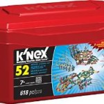 K'nex 52 Model Building Set Just $16.99!