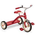Radio Flyer Classic Red Tricycle For Just $38 Shipped!